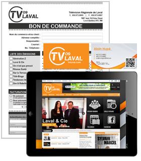 Création de site web et Papeterie